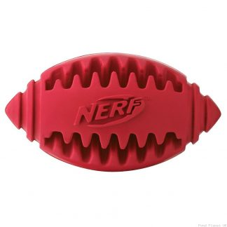 Nerf Dog Teether American Football Toy Medium