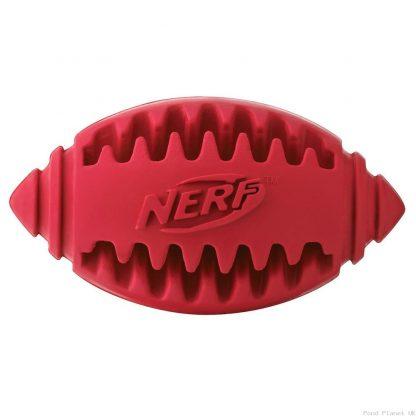 Nerf Dog Teether American Football Toy Medium