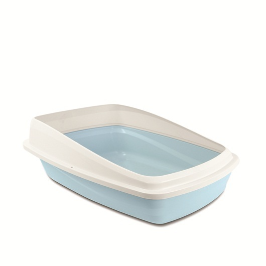 Cat Love Cat Pan with Removable Rim Large